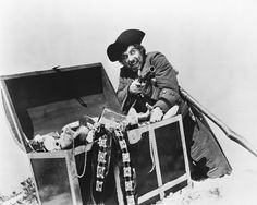 Treasure Island (1950) - Robert Newton as Long John Silver