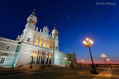 Hora azul en la Catedral de la Almudena (1) - Dominic Dähncke