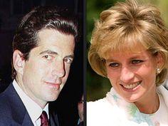 JFK, Jr. and Princess Diane