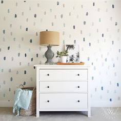 Paint Strokes | Pattern Wall Decals | Urban Walls