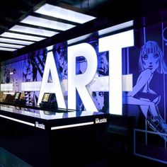 Club Musee | Best place to dance as an arty-farty #Madrid
