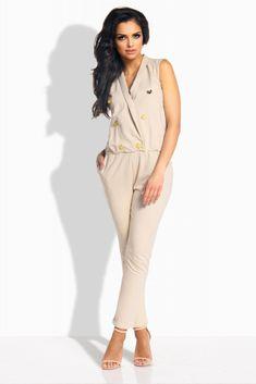 Wrap Dress, Jumpsuit, Pants, Dresses, Fashion, Overalls, Trouser Pants, Vestidos, Moda
