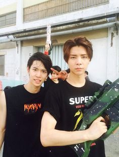 Johnny and Doyoung #SMROOKIES