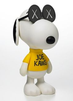 "Kaws x Peanuts ""Snoopy Kaws Version"" aka Joe Kaws"