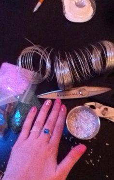DIY Cute Ring!! #Various #Trusper #Tip