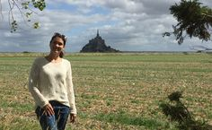 Bretagne-2016_08 Mont Saint Michel, Trips, Men Sweater, Sweaters, Dresses, Fashion, Brittany, Simple, Viajes