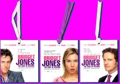 Movie Bookmarks: Bridget Jones's Diary