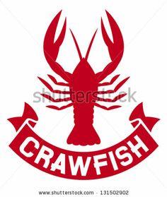 64 Best Crawfish Images Louisiana Art Cajun Crawfish Drawings