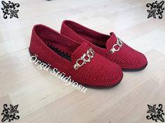 Crochet Sandals, Crochet Boots, Crochet Slippers, Crochet Baby, Crochet Videos, Chrochet, Sock Shoes, Shoes Online, Crochet Patterns