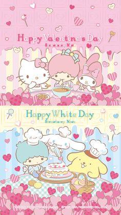 Sanrio Wallpaper Stars Wallpaper, My Melody Wallpaper, Sanrio Wallpaper, Kitty Wallpaper, Kawaii Wallpaper, Iphone Wallpaper, Sanrio Characters, Cute Characters, Sanrio Danshi