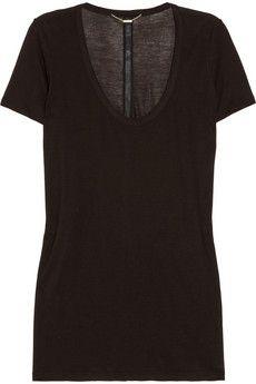 The Row Sabeen jersey T-shirt | NET-A-PORTER