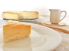 🍃  Organic Tofu Cheese Cake     Using Organic Tofu