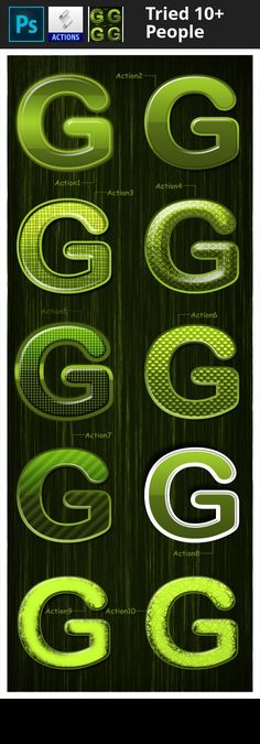 clear, crystal, font effects, font layer styles, font style, fun layer style, glass, glass layer style, glitter. glossy, glossy, glossy fonts, Glossy Green, glossy text, glow, green, layer style, old, rust, text, text effect, text effects, text style, transparent, web 2.0 Glossy Green is a type of glossy text effect.   How to use:  1.Font size is 74pt 2.300dpt  3.Just select your text and play any action   Please Rate it!