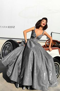 Бальное платье Tarik Ediz 93479 #торжество #эксклюзив #exclusivedresses