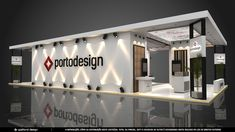 PORTODESIGN BOOTH DESIGN 2017 on Behance