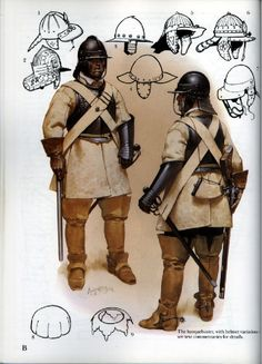 Soldiers of the English Civil War