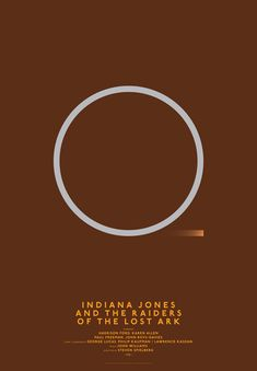 Indiana Jones - Minimalist