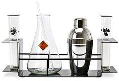 ThinkGeek :: Cocktail Chemistry Set