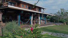 Welcome to El Caribeo - Nature Lodge. Bocas del Toro. Panama.