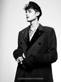 The Greatest #2 PHOTO DARIO SALAMONE FASHION EDITOR FRANCESCO CASAROTTO MAKE UP CHIARA GUIZZETTI HAIR COSIMO MARTINA MODEL DOUGLAS NEITZKE I Love Models Management