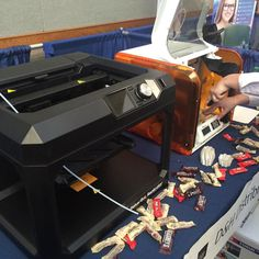 #3dprinting at Cougar Tech Expo. by jbishopart