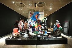 """FETISHISM. Obsessions in Fashion & Design"""" exhibition on show at the Trapholt Museum in Denmark"""