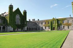 The university I will be studying at while I am in Galway, Ireland :)