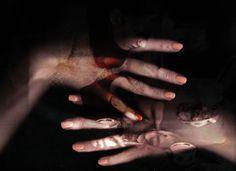 maistą nešančios rankos/// food bearing hands