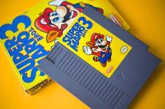 Super Mario Bros 3. Recuerdos de mi hermosa infancia.