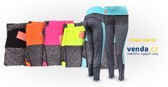 BavíVás #sport v pohodlném oblečení nebo rády ukazujete zadeček? Dámské sportovní #legíny NZSX za 169 Kč. https://cs.venda.cz/leginy-sportovni-nzsx/#product-detail-main