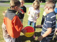 Masterclass at the Park! We played the The Amazing Music Race, reading rhythms on a beach ball was one of several tasks students had to complete. Amazing Music, Good Music, My Music, Music Classroom, Classroom Ideas, Elementary Music Lessons, Beach Ball, Music Books, Teaching Music