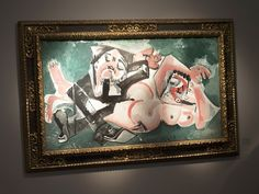 Pablo Picasso. purple DIARY - FRIEZE MASTERS VIP OPENING at Regent's Park, London
