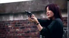 "The Crazy Ahjummas: 2nd Teaser & Stills for Upcoming Drama ""Mrs Cop"""