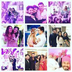 #BipashaWedsKaran beautiful  Collage made by close friend   @sohamshah19 -  Congratulations to the beautifull couple...lots of love luck & happiness... #instabollywood #instantbollywood #bollywood #india #indian #indianbride #bridallehenga #anushreereddy #sabyasachi #bipashabasu #karansinghgrover  #bipashakaranprewedding  #monkeywedding  @BOLLYWOODREPORT  @sohamshah19 -  Best wedding ever...thank u karan & Bips... !@BOLLYWOODREPORT  . For more follow #BollywoodScope and visit…