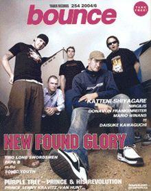 bounce 254号 - ニュー・ファウンド・グローリー