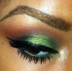 Love this eyebrow!