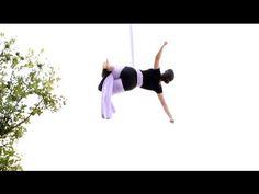 Caída de Alitas // Suspender Drop (Aerial Silks/Danza Aérea) - YouTube Aerial Acrobatics, Aerial Dance, Aerial Hoop, Aerial Arts, Aerial Silks, Youtube, Drop, Inspiration, Instagram