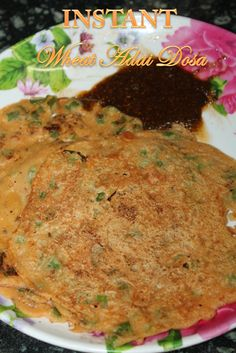 YUMMY TUMMY: Instant Wheat Adai Dosa Recipe - No Grind Quick Adai Dosa Recipe