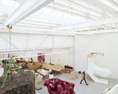 Gallery of Anish Kapoor Studios II, III, IV, V, VI & VII / Caseyfierro Architects - 11