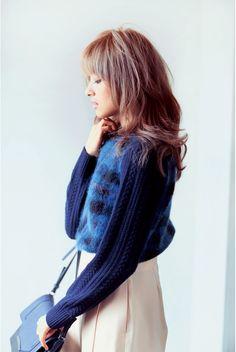 ローラが表現するBEAMSの2014年秋冬コレクション BEAMS PLAIDS for Her|ビームス公式通販[BEAMS Online Shop]