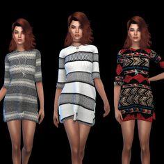 Bely Dress – Leosims.com