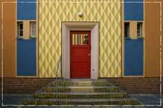 Bruno Taut @ garden colony falkenberg 3 by d.teil, via Flickr