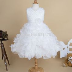 Cheap Flower Girl Dresses on Sale at Bargain Price, Buy Quality dress pretty girls, girls petti dress, dress outfits from China dress pretty girls Suppliers at Aliexpress.com:1,season:any season 2,Image Type:Actual Images 3,Use:birthday party, wedding party 4,Decoration:Flowers 5,Silhouette:Ball Gown
