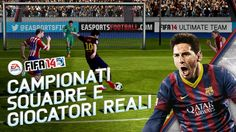 """""""Fifa 14"""" - Recensione e alcuni trucchi per iPhone e Android. www.superalpen.com by Superalpen"""