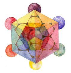 METRATRON / Sacred Geometry <3