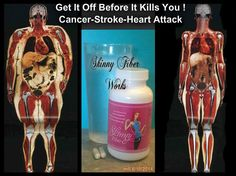 Please consider what it could be costing you and your family for you to be allowing extra weight to stay on your body! Death is bad enough but what if you end up being a Vegetable!, or dying a slow horrible death from cancer or a paralyzing stroke?  No one wants that!  They love and need you! To Order Your Own Skinny Fiber And /Or Become a distributor click here> www.crisom236.winwithsbc.com