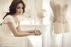 Melta Tan at www.bridestory.com #thebridestory #weddingideas #weddinginspiration #weddinggown