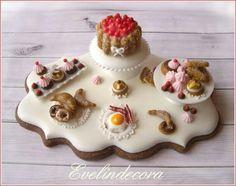 Miniature Breakfast Cookie