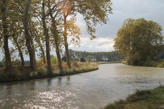 Sunday lunch by the Canal du Midi Le Canal Du Midi, Sunday, Lunch, River, City, Outdoor, Outdoors, Domingo, Eat Lunch