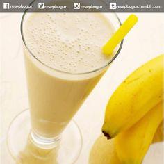 Jus pisang campur apel  Bahan-bahan : jus pisang campur apel 50 gram pisang matang 50 gram apel malang 1 sdt madu 100 ml air matang  Cara membuat jus pisang untuk perokok : 1. Potong-potong buah pisang dan apel masukkan ke dalam 2. blender. 3. Proses menggunakan blender sampai halus. 4. Taung ke dalam gelas tambahkan madu. Aduk rata. Sajikan segera. http://ift.tt/1Vzm1mC